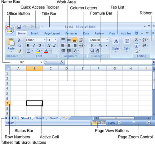 Other Features   Microsoft Excel 2007