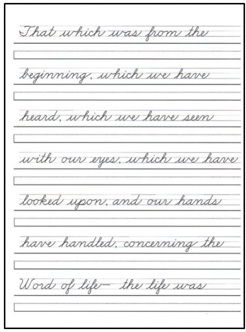 Practice Sheets For Adults