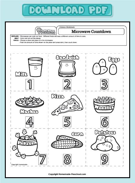 Science Worksheets Pdf Worksheets For School
