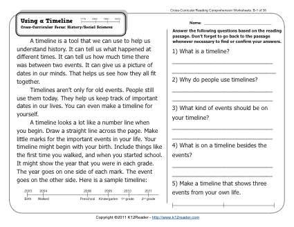 Second Grade Reading Worksheets Printable Worksheets For All