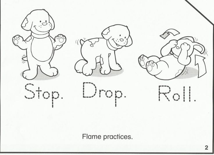 The 96 Best Images About Fire Safety On Free Worksheets Samples