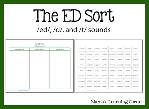 The Ed Sort