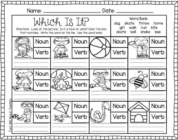 Verbs For Kindergarten Worksheets Tags   Verbs For Kindergarten