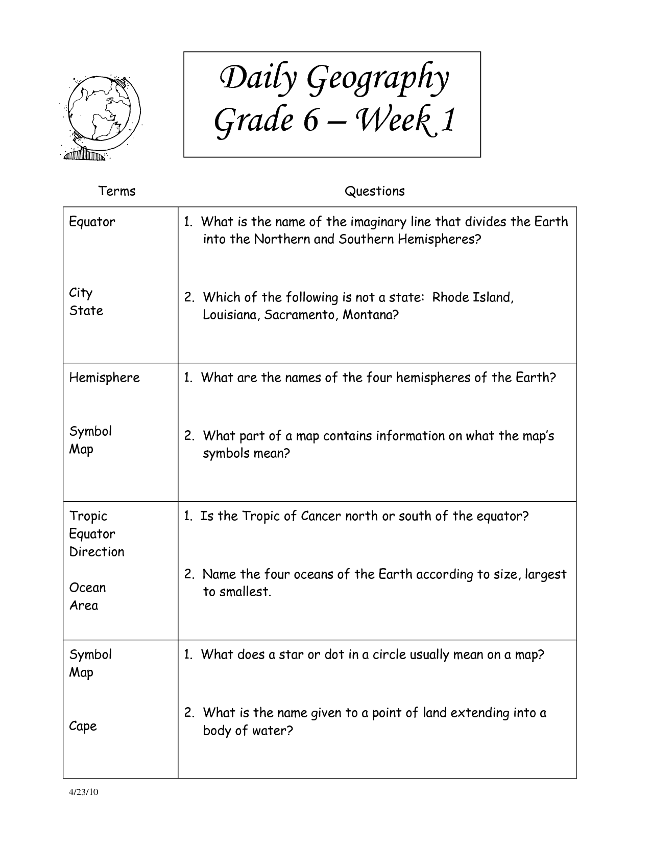 Worksheets Social Studies The Best Worksheets Image Collection