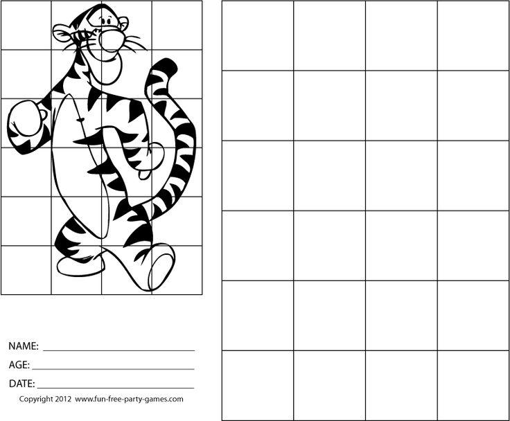 10 Best Adl Grid Drawing Images On Free Worksheets Samples