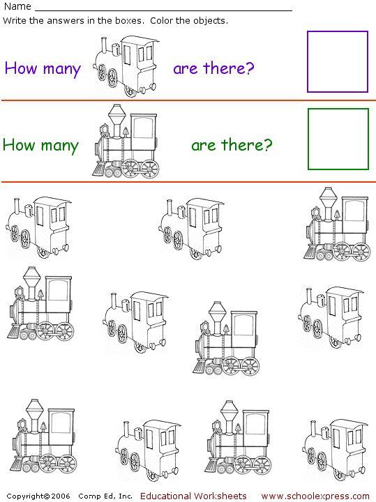11 Best Trains Images On Free Worksheets Samples