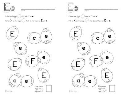 13 Best E Images On Free Worksheets Samples