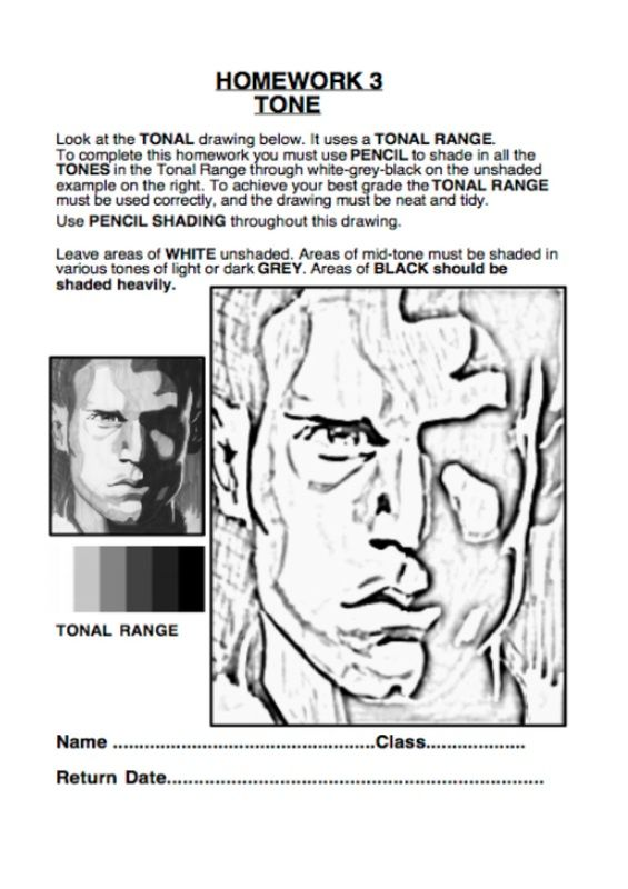 2152 Best High School Art Ideas Images On Free Worksheets Samples