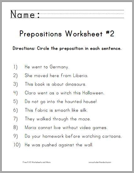 250 Best Primary Grades Images On Free Worksheets Samples