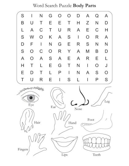 53 Best My Body Images On Free Worksheets Samples