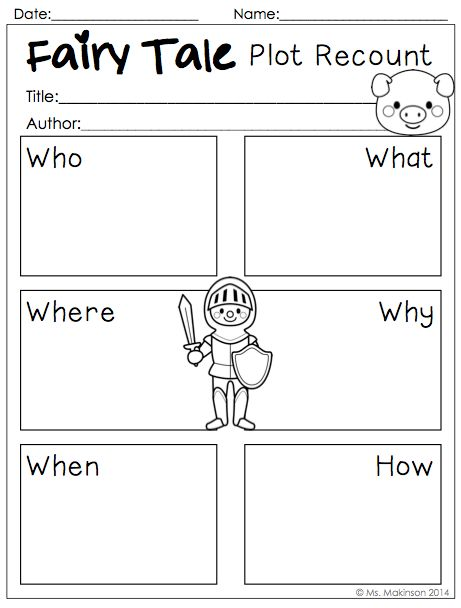 553 Best Fairy Tales Images On Free Worksheets Samples