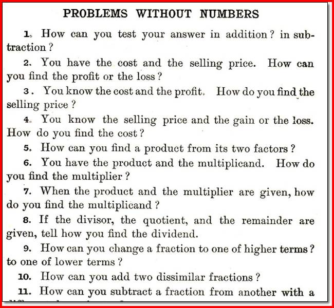 7th Grade Math Worksheets And Answers Worksheets For All
