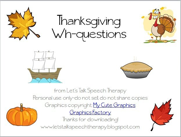 816 Best Thanksgiving Themed Therapy Activities Images On