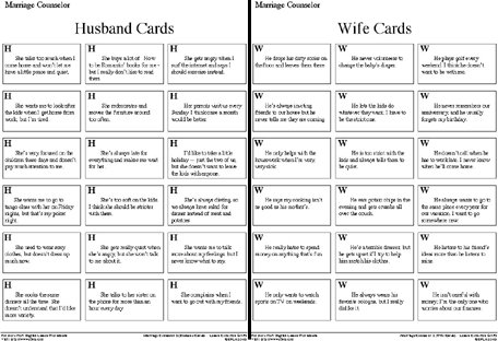 Awesome Collection Of Premarital Counseling Worksheets For Your