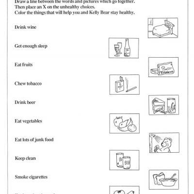 Behavior Worksheets For Kids Worksheets For All
