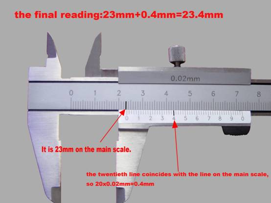 Best Ideas Of Dial Caliper Reading Worksheets With Additional