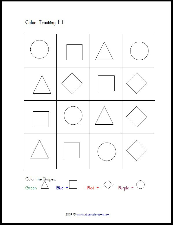 Best Solutions Of Visual Perceptual Worksheets About Sample