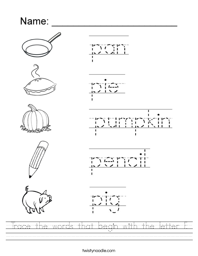 Bunch Ideas Of Letter P Worksheets Creative Letter P Worksheets
