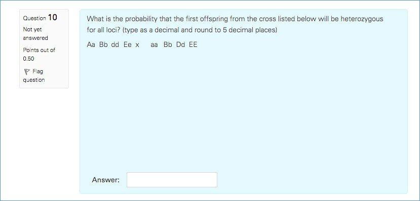 Chapter 6 Dihybrid Cross Worksheet Key