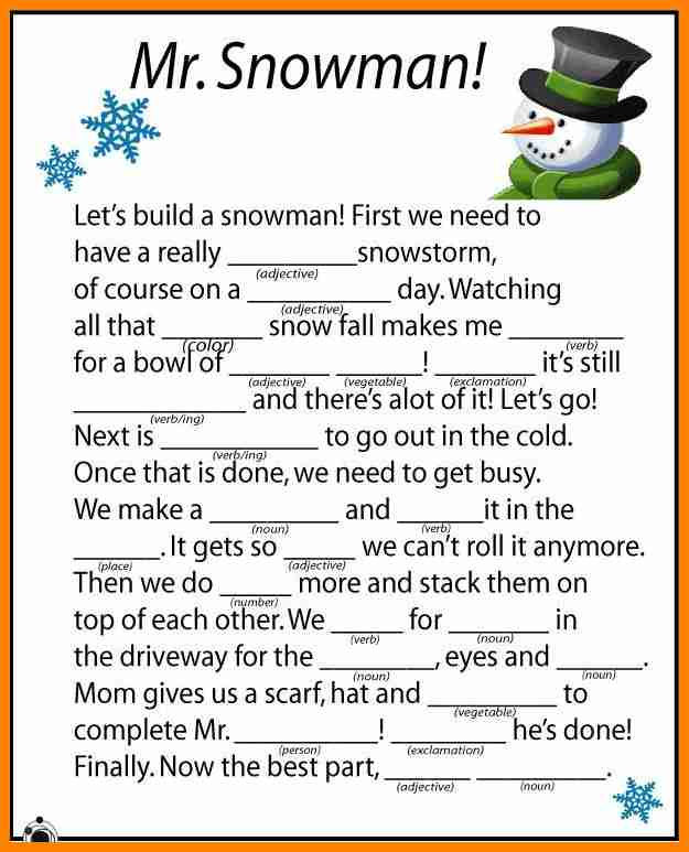 Christmas Worksheets Free