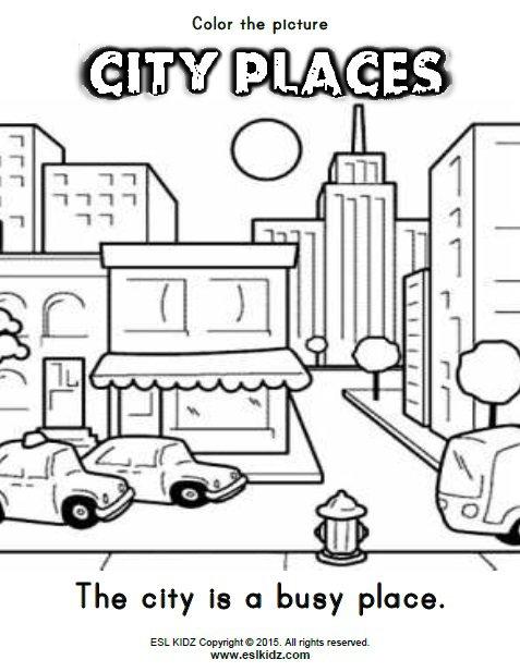 City Places