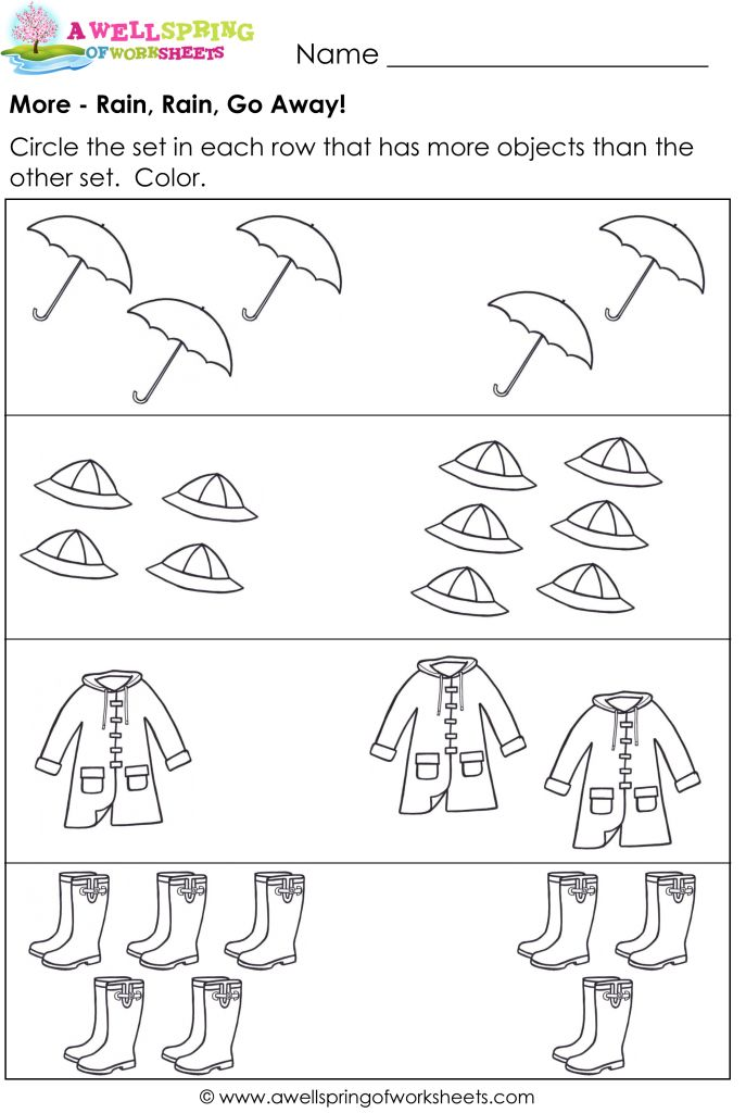 Collection Of Solutions Comparing Sets Worksheets On Summary