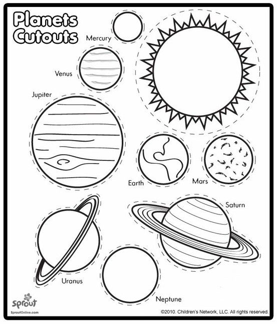 Collection Of Solutions Planets Worksheets In Resume Sample