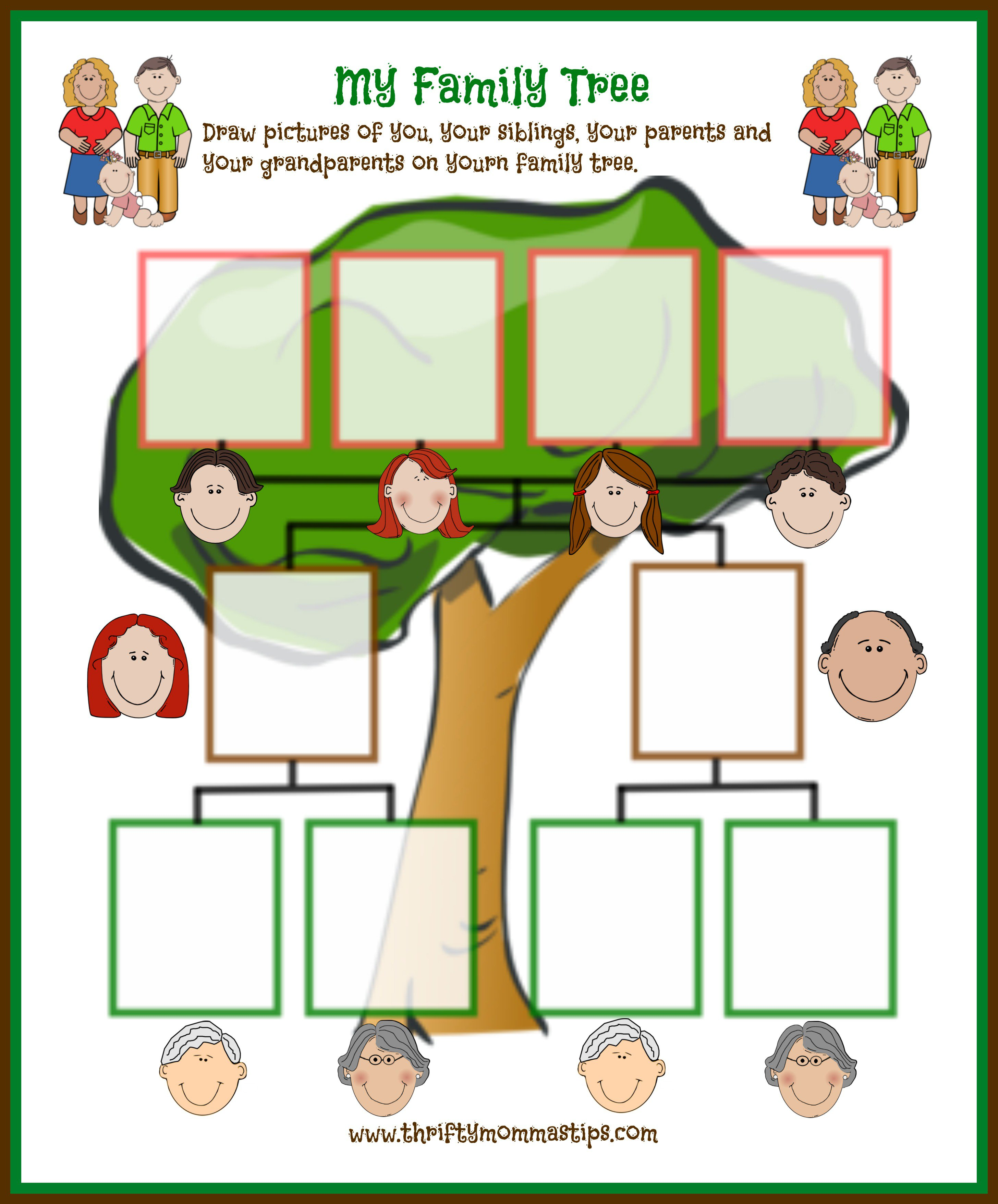 Cosy Free Worksheets Family Tree In Family Tree Worksheet Free Esl