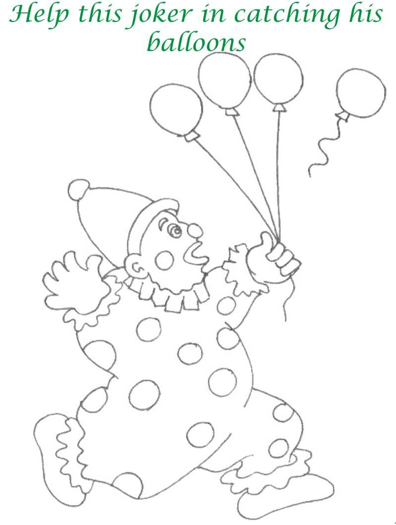 Drawing Worksheet For Kids The Best Worksheets Image Collection