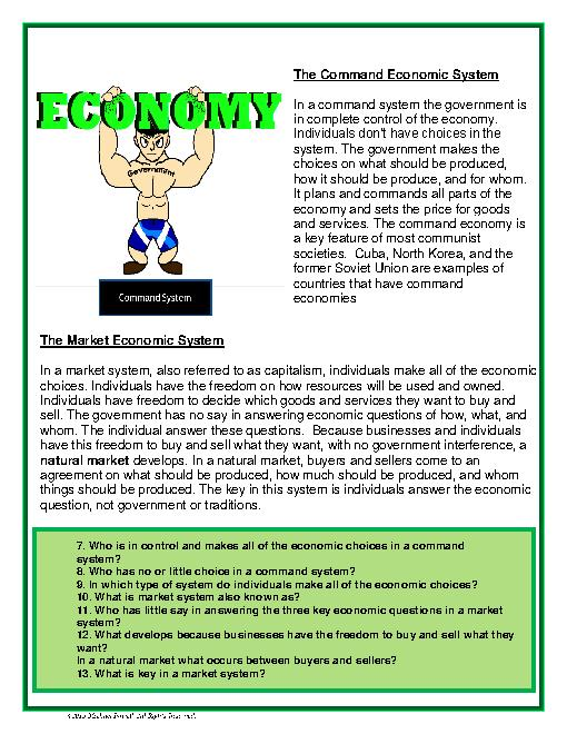 Economics, Needs And Wants, The Four Factors Of Production