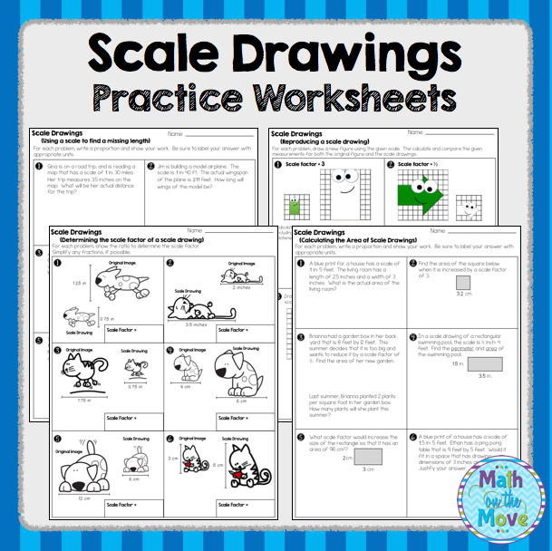Four Practice Worksheets Are Included In This Set, Which Can Be