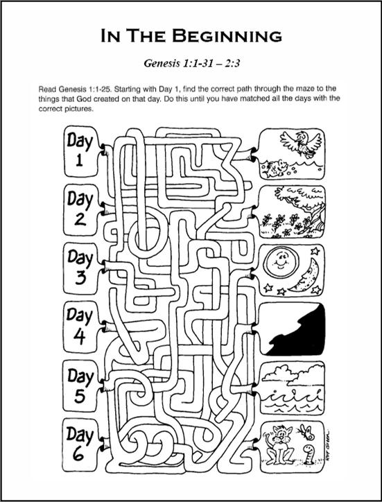 Free Sunday School Curriculum