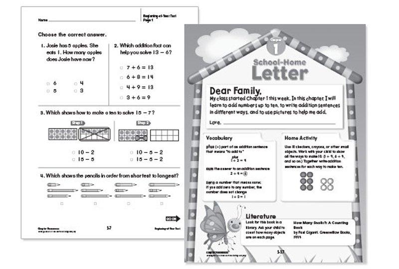 Go Math 4th Grade Worksheets Worksheets For All