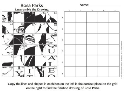 Grid Drawing Worksheets For High School Students Worksheets For