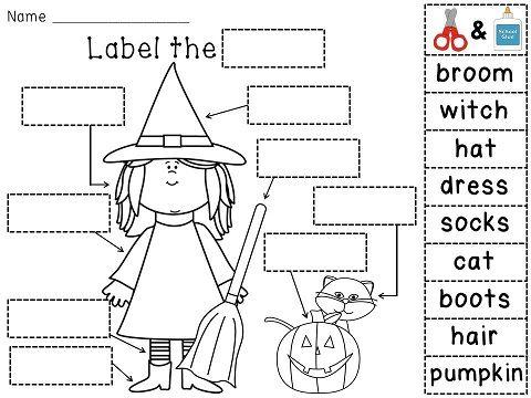 Halloween Literacy Worksheets Fun Activities For Halloween Fun For
