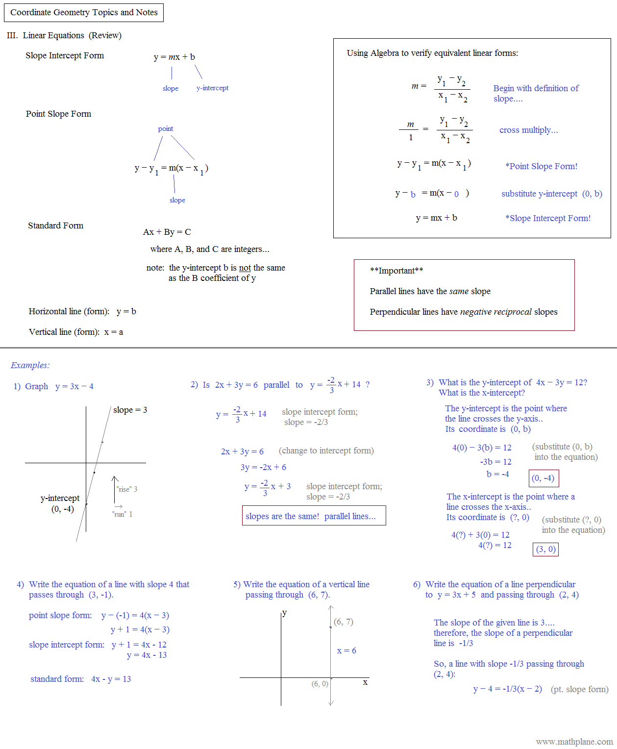 Ideas Of Coordinate Geometry Proofs Worksheets For Your Download