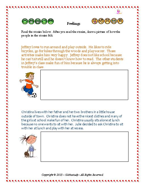 Ideas Of Life Skills Grade 3 Worksheets For Your Worksheet