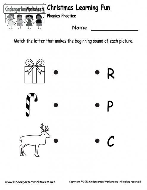 phonics christmas worksheets printables free worksheets samples