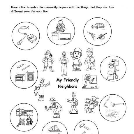 Kindergarten High Frequency Words Printable Worksheets Community