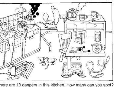 Kitchen Amazing Kitchen Safety Worksheets With Regard To Science