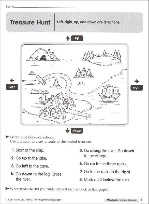 Landform Worksheets 4th Grade Worksheets For All