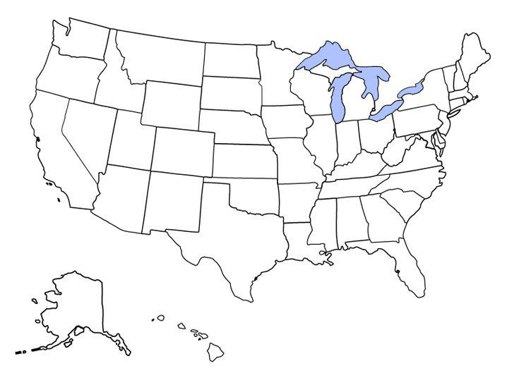 Large Printable Blank Us Map Us Map Outline Worksheet United