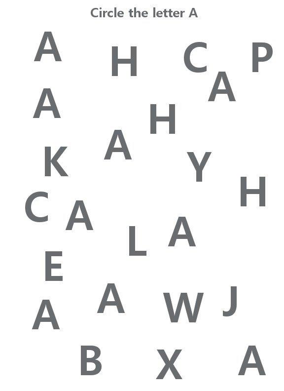 Letters » Capital Letters Worksheet