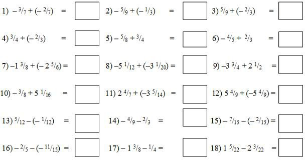 Math 8 Worksheets Worksheets For All
