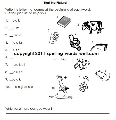 Mesmerizing First Grade Consonant Digraph Worksheets With