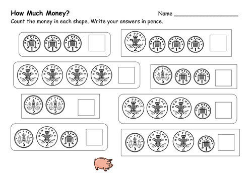 Mesmerizing Worksheets Money Ks1 With Money Worksheets By