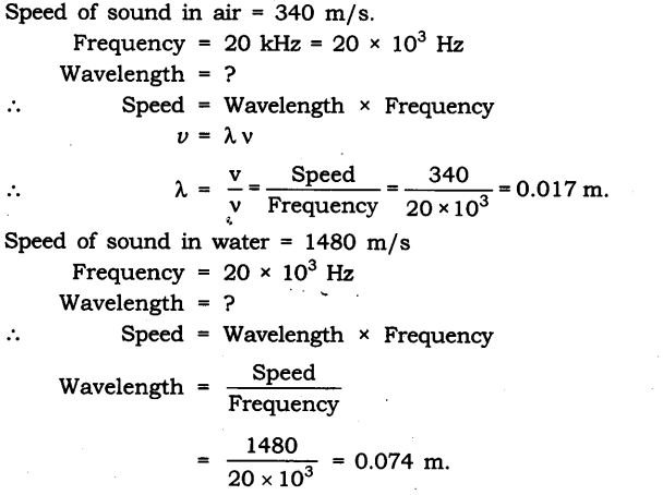 Wavelength Frequency Speed And Energy Worksheets Answers