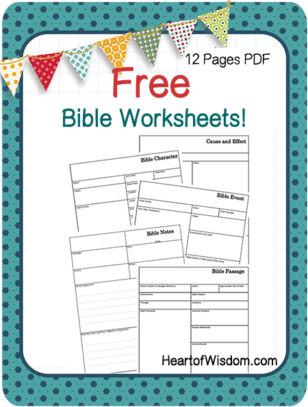 Printable Worksheets For Adults Bible Study Free Bible Worksheets1