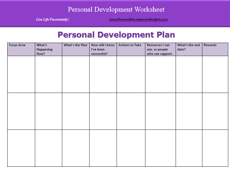 Printables  Life Planning Worksheet  Tempojs Thousands Of