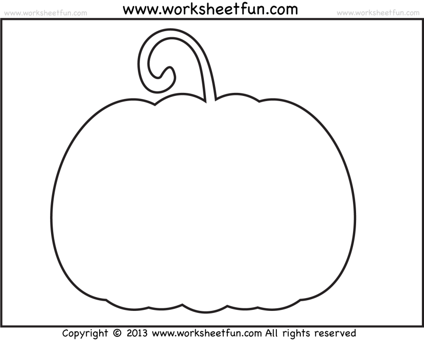 Pumpkin Worksheets Free Printables Pumpkin Color Sheets Fun For